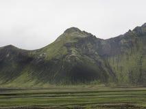 Formations de montagne qui ressemblent au visage de gorilles Nature avec l'imagination photographie stock