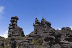 Formations de roche image stock