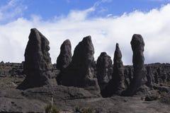 Formations de roche photo libre de droits