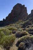 Formations de roche Photo stock