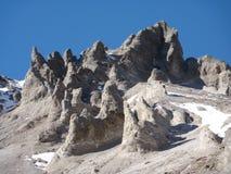 Formations de roche images libres de droits