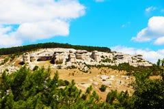 Formations de roche Photos stock