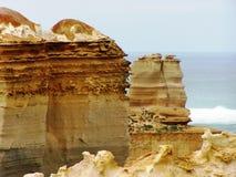 Formations de roche de l'Australie Photo stock