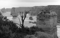 Formations de roche de l'Australie Photos stock