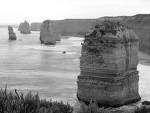 Formations de roche de l'Australie Image stock