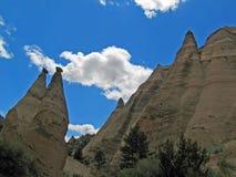 Formations de roche du porte-malheur de Kashe Katuwe photo libre de droits