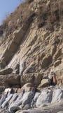 Formations de roche en Russie photographie stock libre de droits