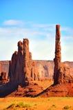 Formations de roche exotiques Photographie stock libre de droits