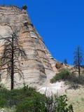 Formations de roche de porte-malheur de Kashe Katuwe photo stock