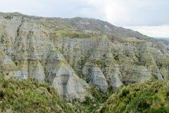 Formations de roche près de La Paz en Bolivie image libre de droits