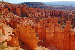 Formations de roche, stationnement national de gorge de Bryce, Utah Photos libres de droits