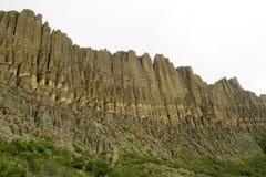 Formations de roche Valle de las Animas près de La Paz en Bolivie photos libres de droits