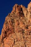 Formations de roche volcaniques de basalte Photo libre de droits