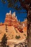 Formations géologiques en Bryce Canyon National Park Images libres de droits