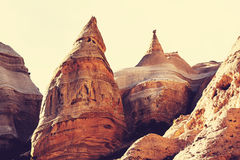 Formations in New Mexico Royalty Free Stock Photography