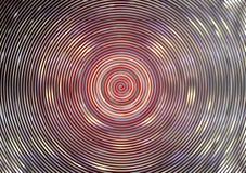 Formato astratto del fondo a4 Spirale di semitono del modello Immagine Stock Libera da Diritti