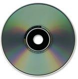 Formato CD do disco óptico Fotos de Stock Royalty Free