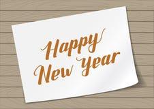 Formato de las letras A4 Imagen de archivo libre de regalías