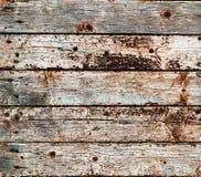 Formato de madera del cuadrado del fondo Imagen de archivo