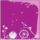 Formato Valentine Cards Festival do vetor Fotografia de Stock Royalty Free