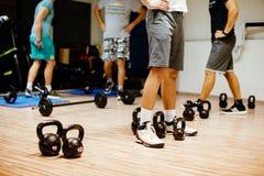 Formazione dei weightloss di allenamento dell'ABS Immagine Stock Libera da Diritti