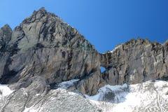 Formazione della montagna Fotografia Stock