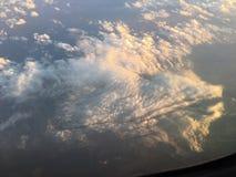 Formazione della nuvola Fotografie Stock Libere da Diritti