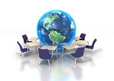 Formazione globale Immagini Stock Libere da Diritti