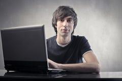 Formazione on-line immagini stock