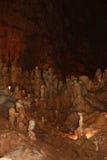 Formazione naturale 8 delle caverne del ponte Fotografia Stock Libera da Diritti