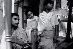 Formazione religiosa in India Immagini Stock Libere da Diritti