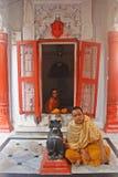 Formazione religiosa in India Fotografia Stock Libera da Diritti