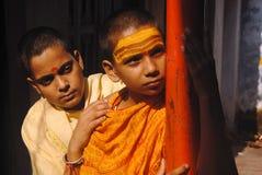Formazione religiosa in India Immagine Stock Libera da Diritti