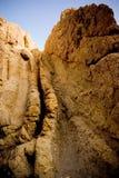 Formazione rocciosa Fotografia Stock Libera da Diritti