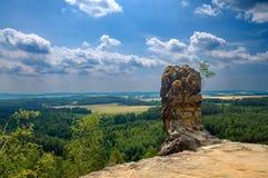 Formazione rocciosa capo- di Capska Fotografie Stock