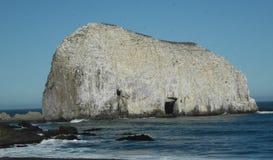 Formazione rocciosa, chiesa di pietra Immagini Stock Libere da Diritti