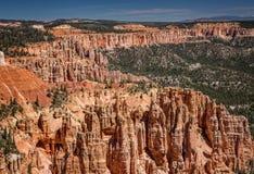 Formazione rocciosa del canyon di Bryce Fotografia Stock Libera da Diritti