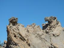 Formazione rocciosa del drago Immagine Stock Libera da Diritti