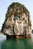 Formazione rocciosa in mare Immagine Stock Libera da Diritti