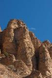 Formazione rocciosa nel parco di Khosrov Fotografia Stock Libera da Diritti