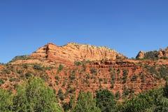 Formazione rocciosa rossa in Sedona Arizona Immagine Stock