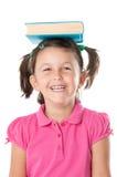 Formazione sorridente del bambino Fotografie Stock