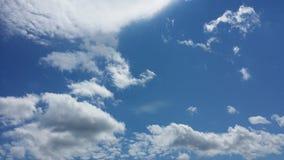 Formazioni della nuvola Immagine Stock Libera da Diritti