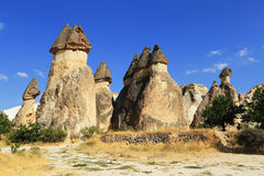 Formazioni di pietra Immagini Stock