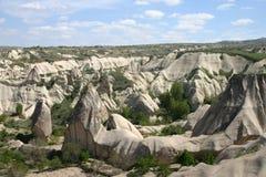 Formazioni rocciose Fotografie Stock Libere da Diritti