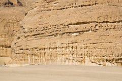 Formazioni rocciose esposte all'aria Fotografie Stock Libere da Diritti