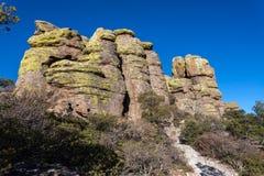 Formazioni rocciose naturali Immagine Stock Libera da Diritti