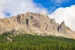 Formazioni rocciose rare fotografia stock