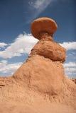 Formazioni rocciose specifiche Immagine Stock