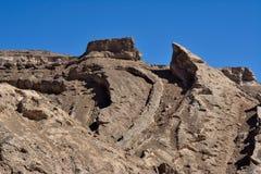 Formazioni rocciose storiche Immagini Stock Libere da Diritti